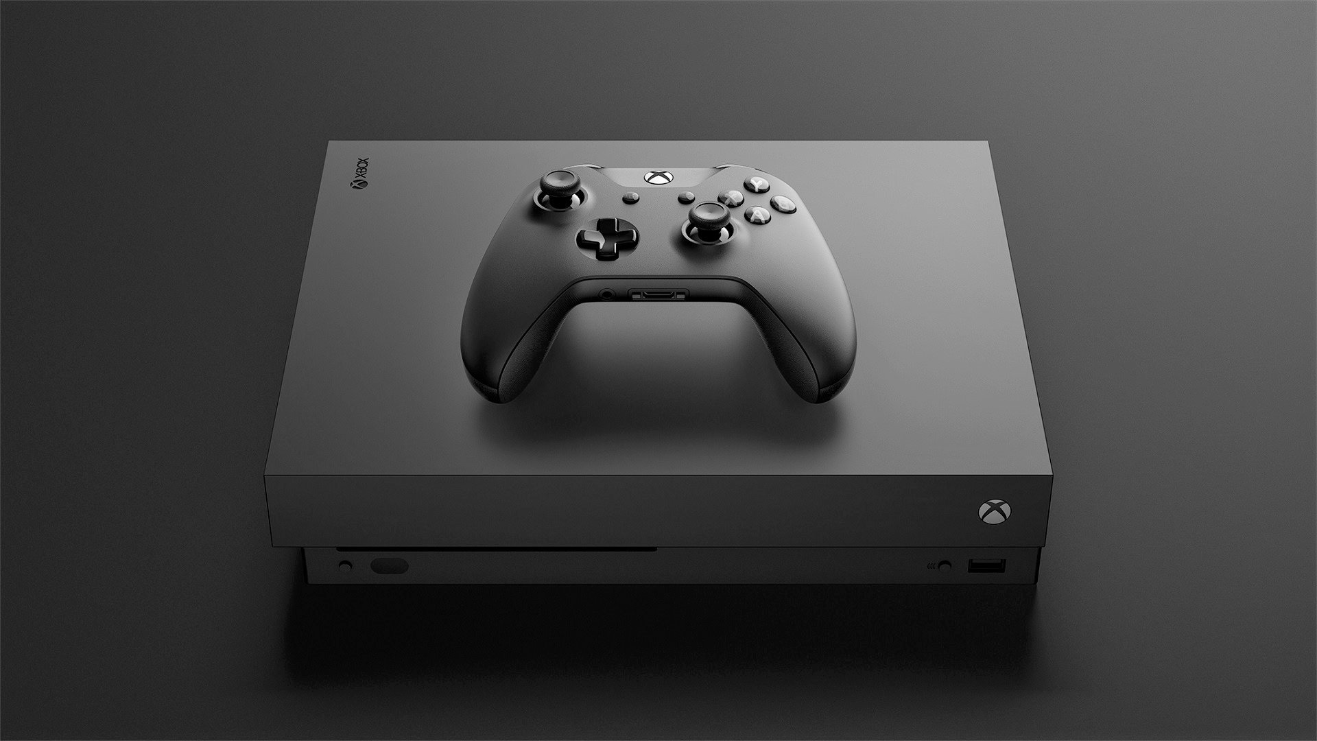 No Xbox One X on store shelves