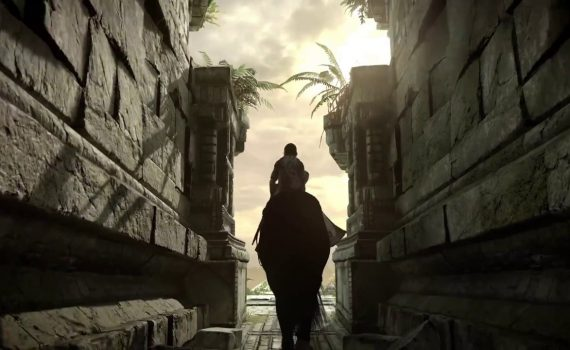 Shadow of the Colossus Remake Launch Trailer