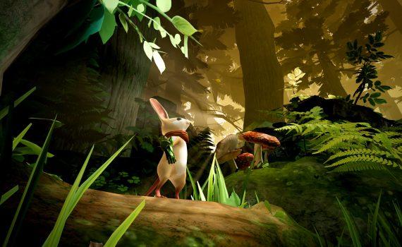 PSVR Game Moss