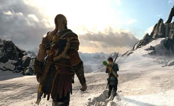 God of War Gameplay Video