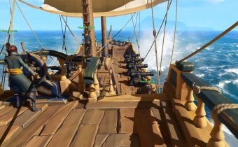 Sea of Thieves Update