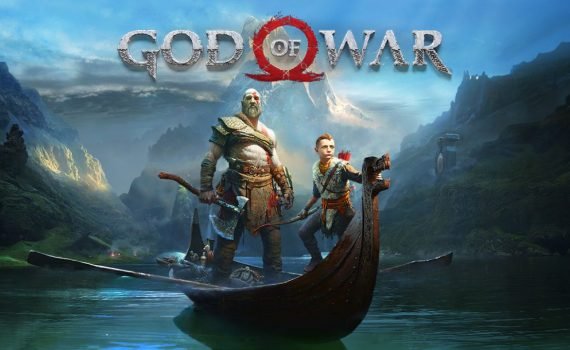 Top 10 UK games list released God Of War leads the pack