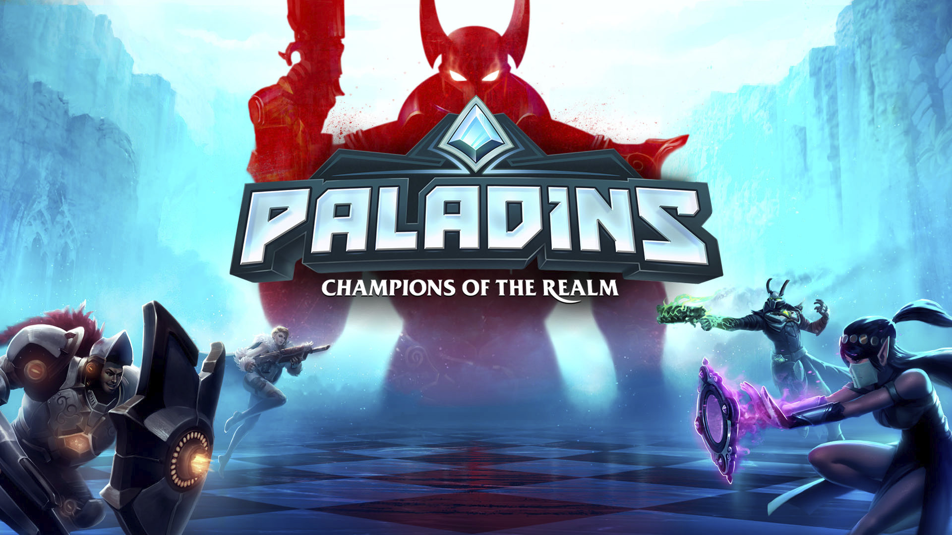 Paladins official release