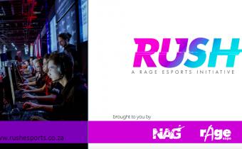 RUSH eSport Event