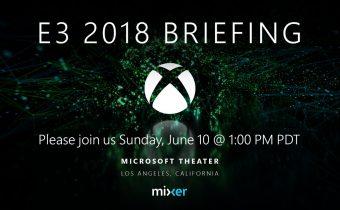 E3 2018 Xbox Press Event