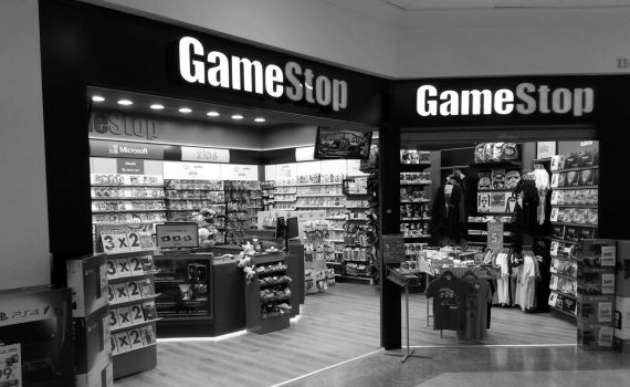 End of Retail Game Shops
