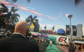 Hitman 2 announcement trailer