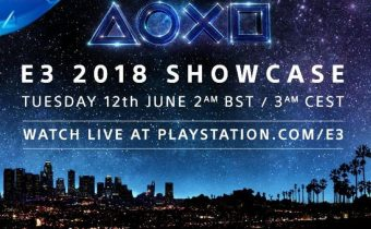 Sony E3 Showcase