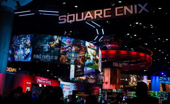 Square Enix E3 Briefing