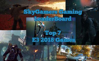 Top 7 Games of E3 2018