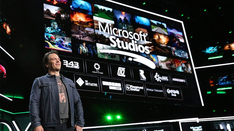 Xbox E3 Briefing RECAP