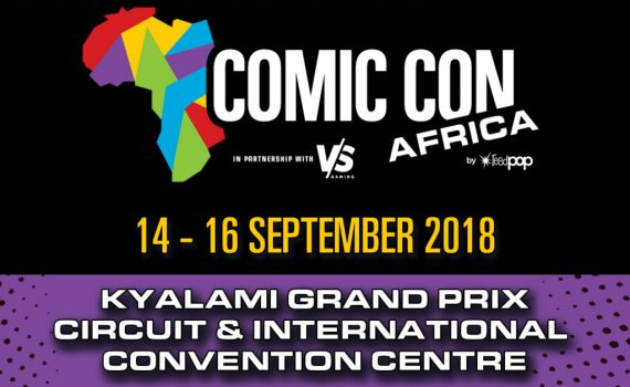 Cosplay Comic Con Africa 2018 update