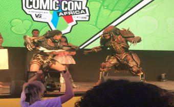 Comic-Con Africa 4-Min Video