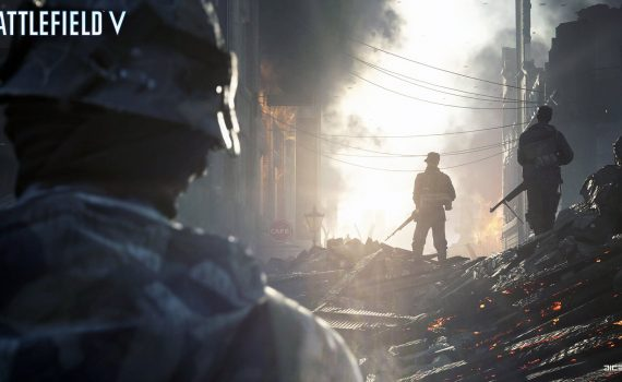 Battlefield V Open Beta Stream