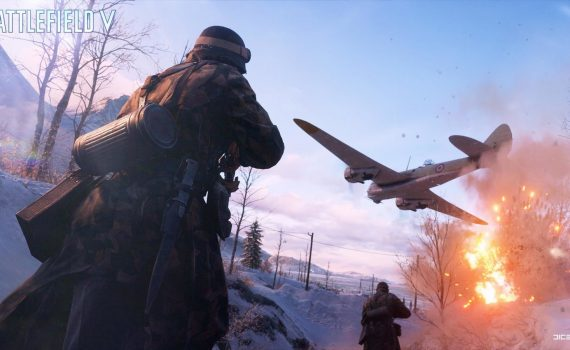 Battlefield V delayed