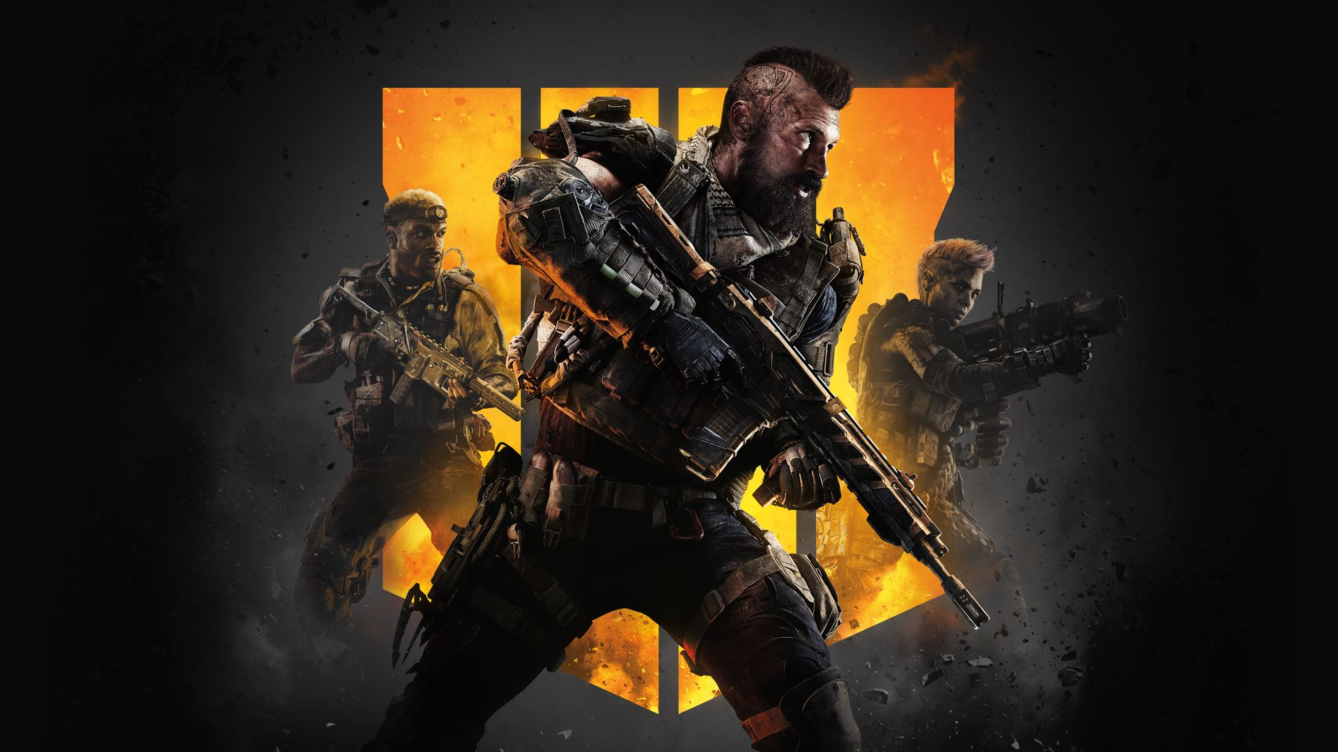 Call of Duty Black Ops 4 Update