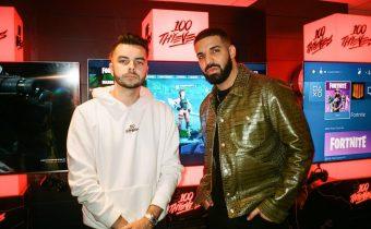 Drake buys eSports Company