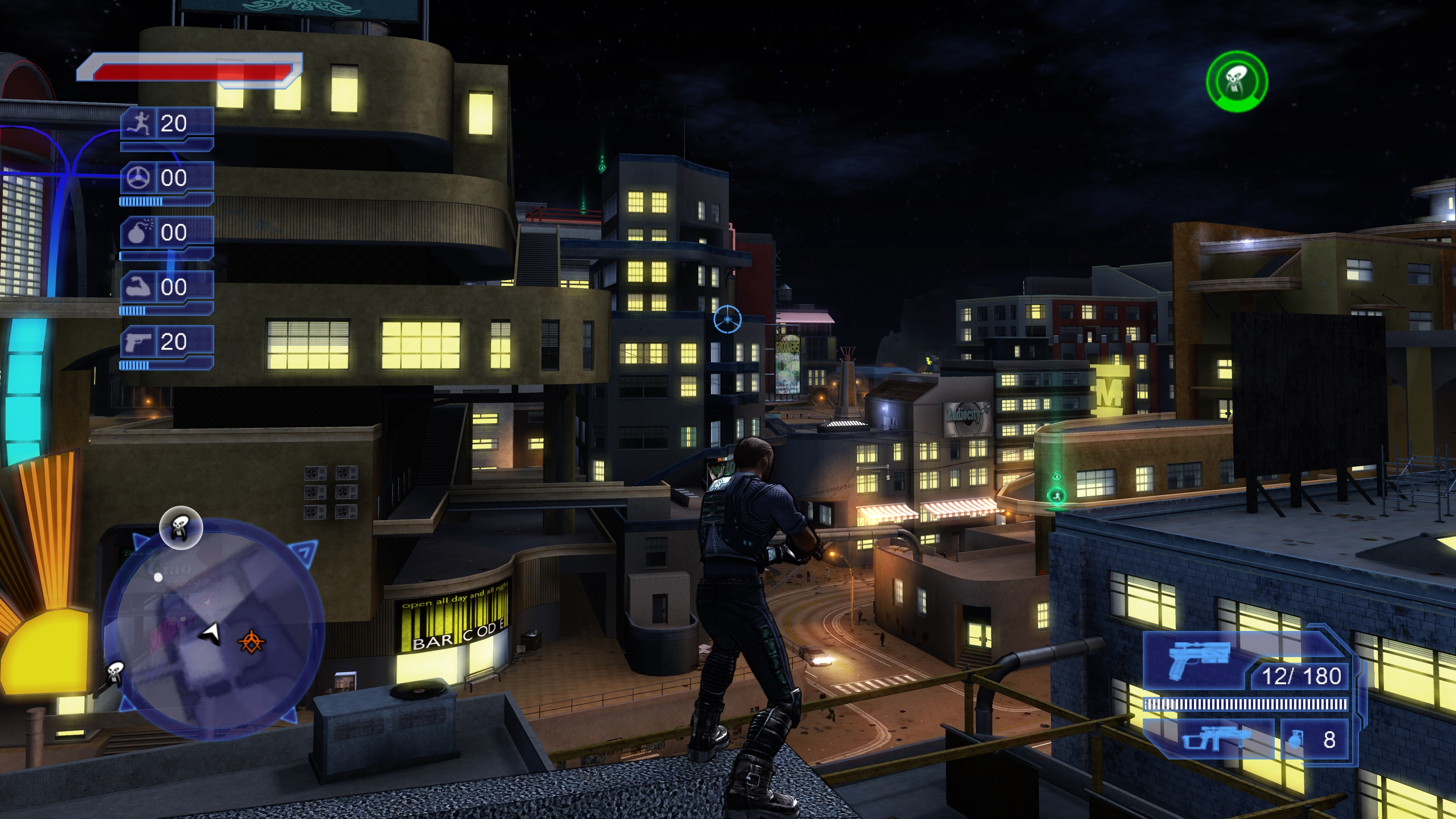 Crackdown is available for Free