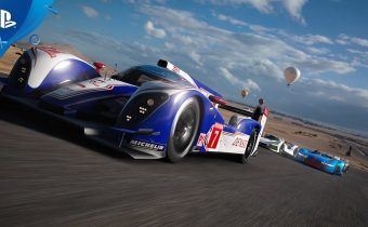 Grand Turismo update version for PS4