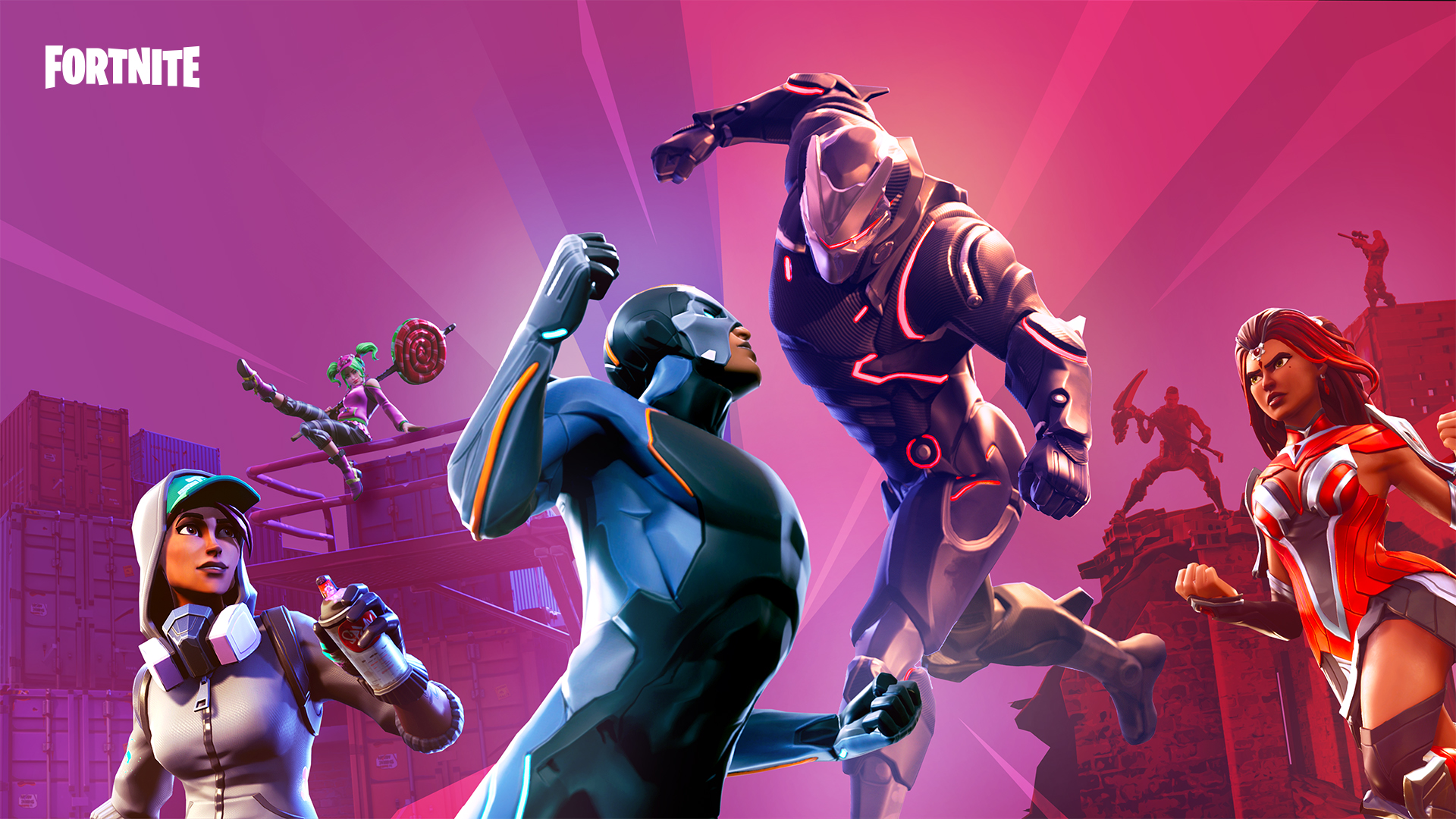 Fortnite: Battle Royale Patch Update
