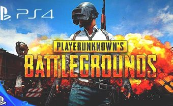 PUBG heading to PS4