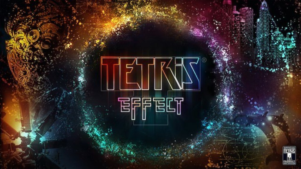 Tetris Effect Demo