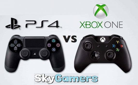 PS and Xbox Controller Showdown