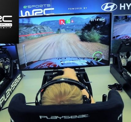 ESPORTS WRC Powered by Hyundai starts today