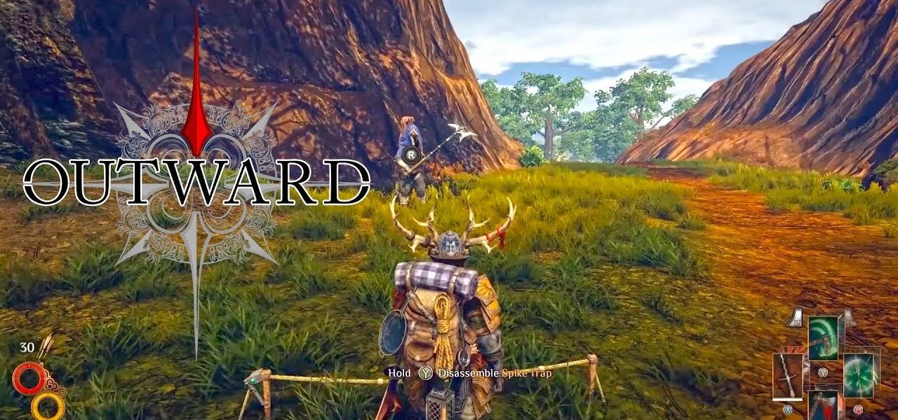 Deep Silver Upcoming RPG OUTWARD annouced