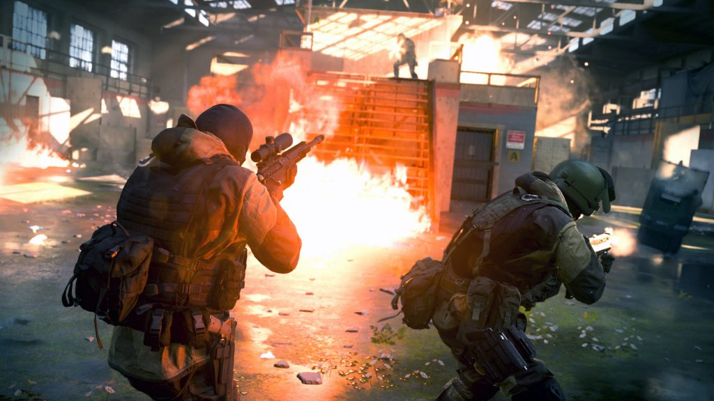 Modern Warfare PS4 exclusive Alpha