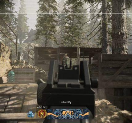 Modern Warfare Gunfight