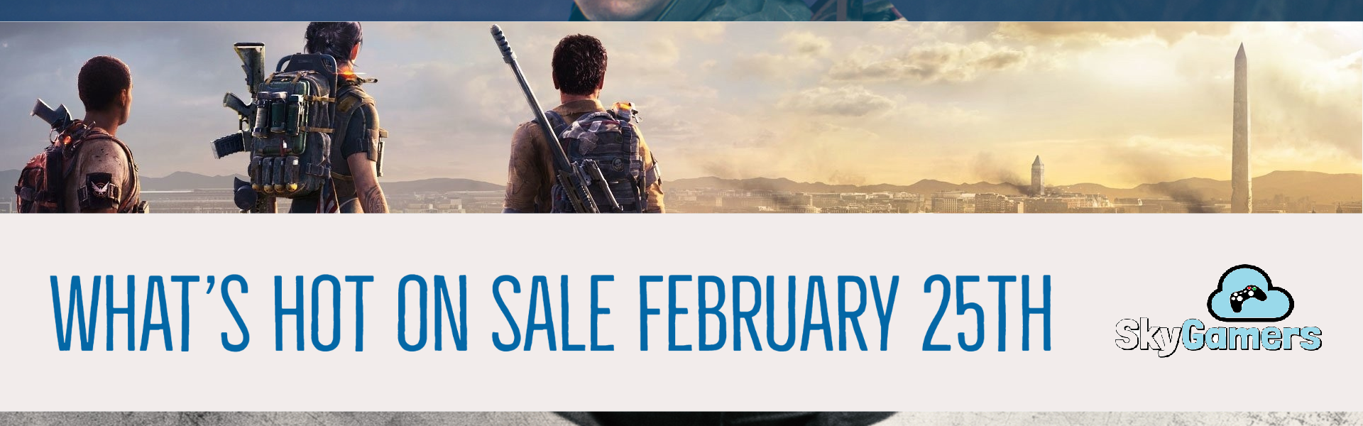 What's Hot on Sale February 25th