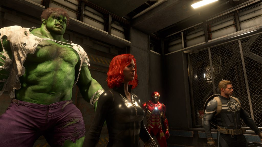 Marvel's Avengers QuickFire Review