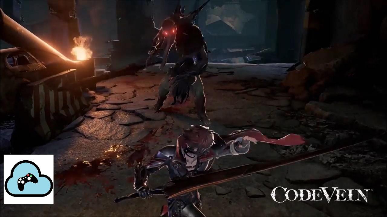 new Code VEIN gameplay video