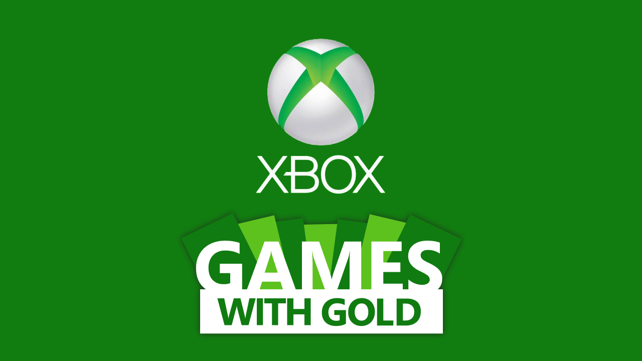 October games with Gold 2017 lineup