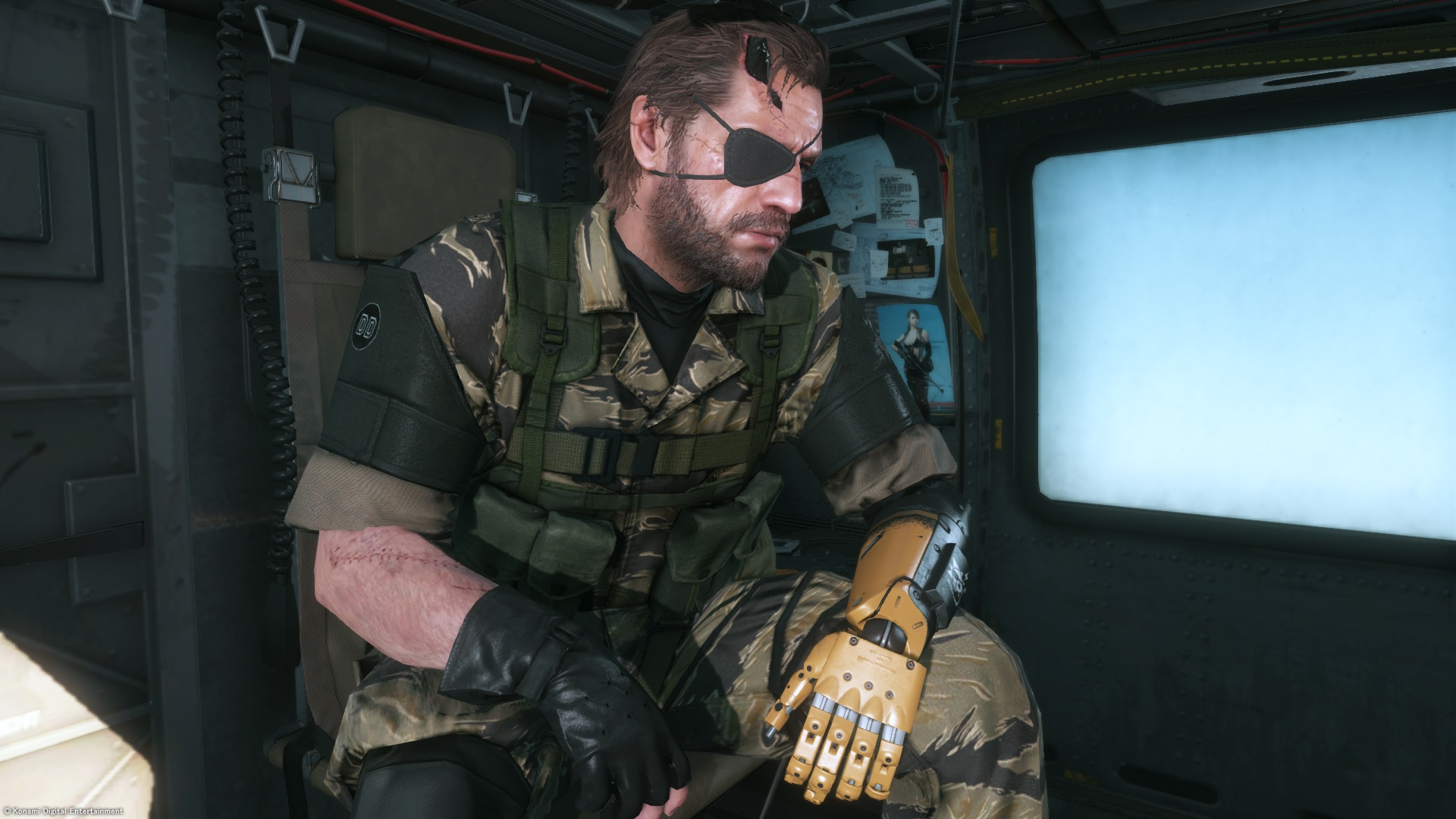 Metal Gear Solid V Pro patch