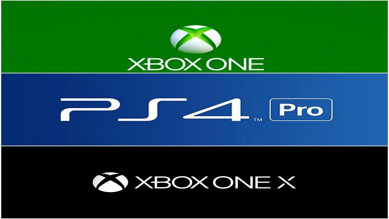 Console vs Console 4K gaming