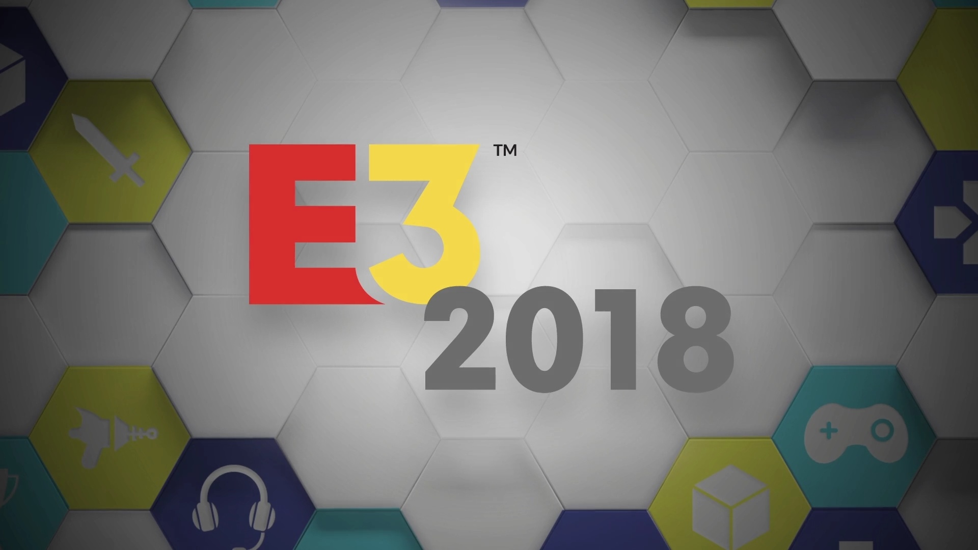 E3 2018 Press Conference date and times