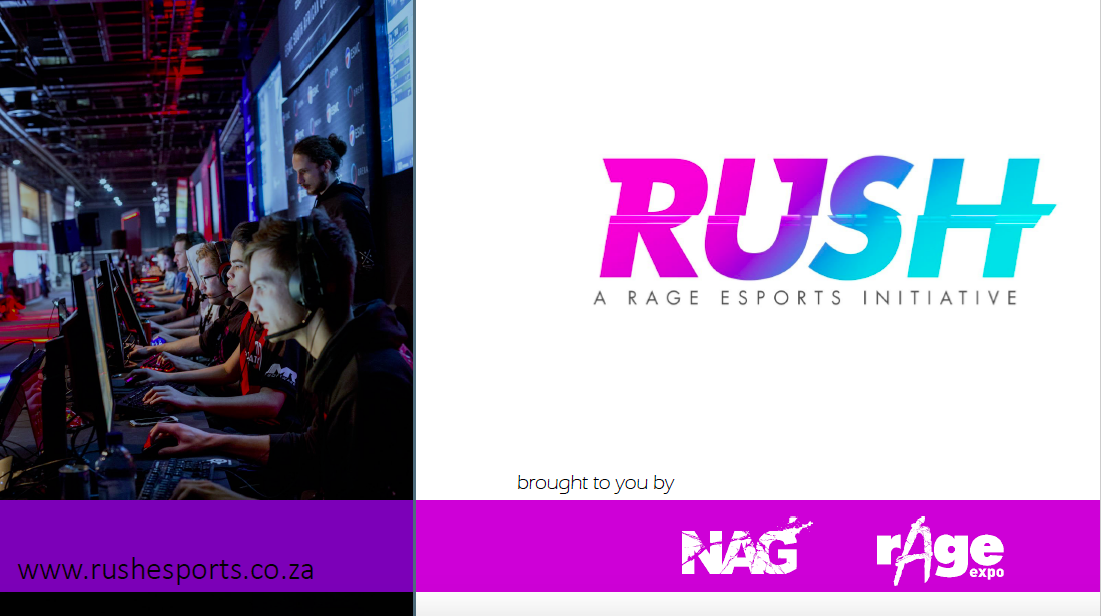 RUSH eSport Event