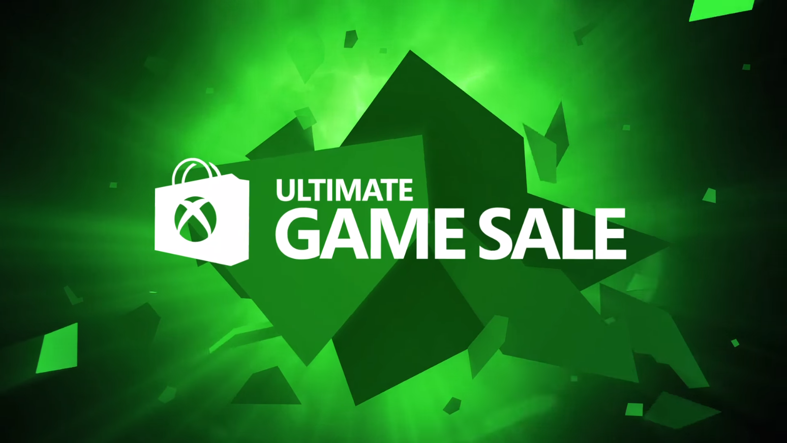 Ultimate Xbox Games Sale