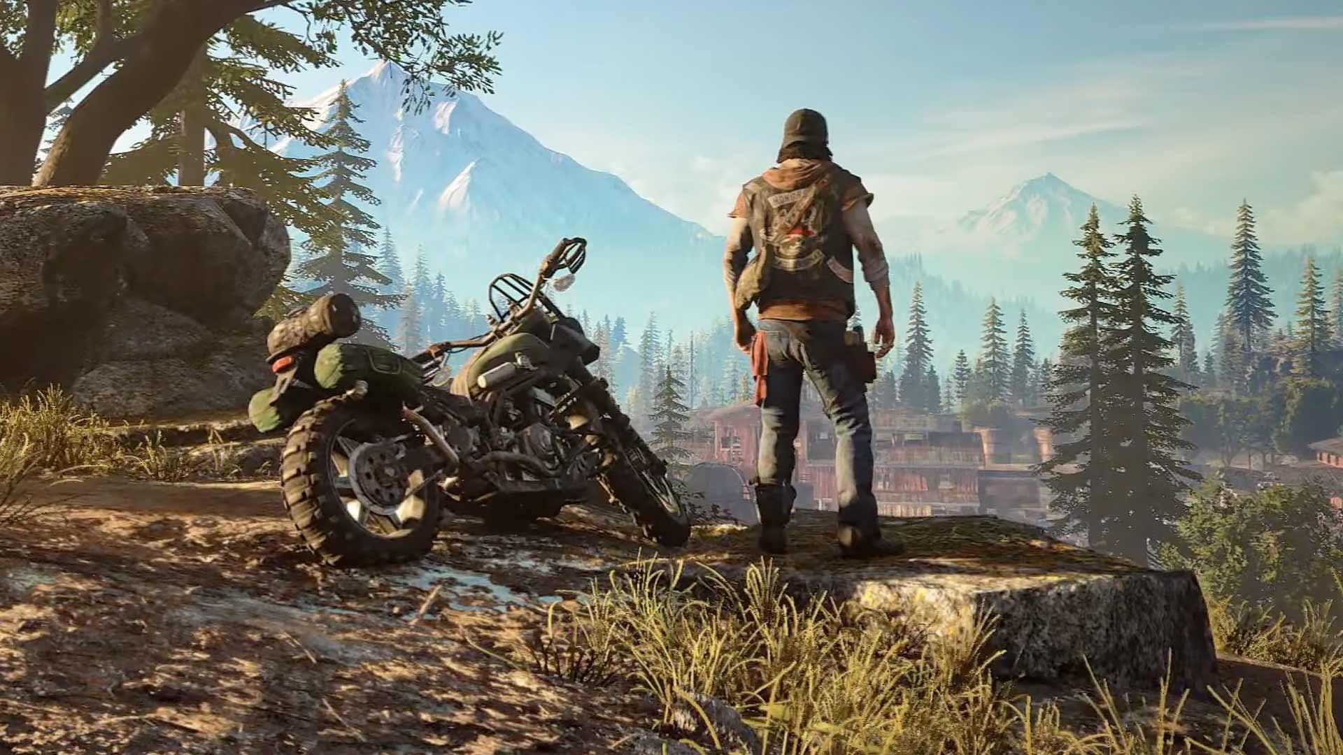 Days Gone release date pushed back