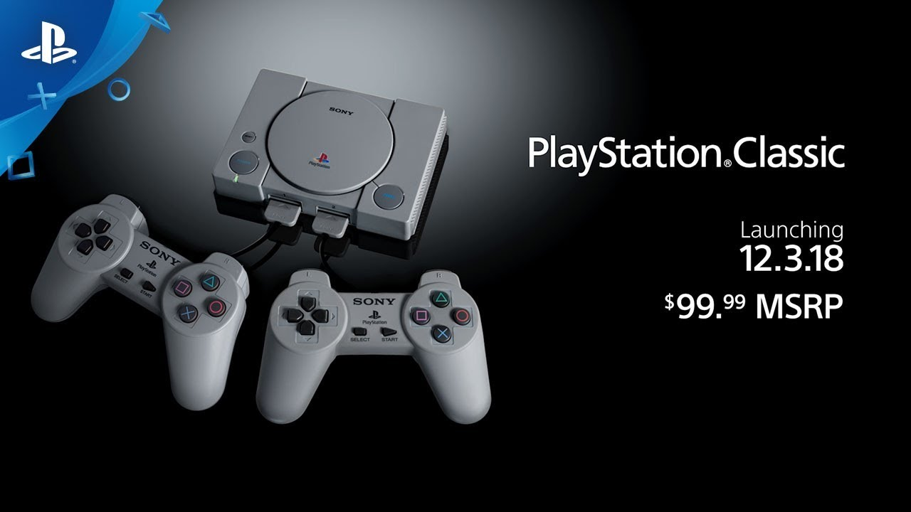 PlayStation Classic Games List