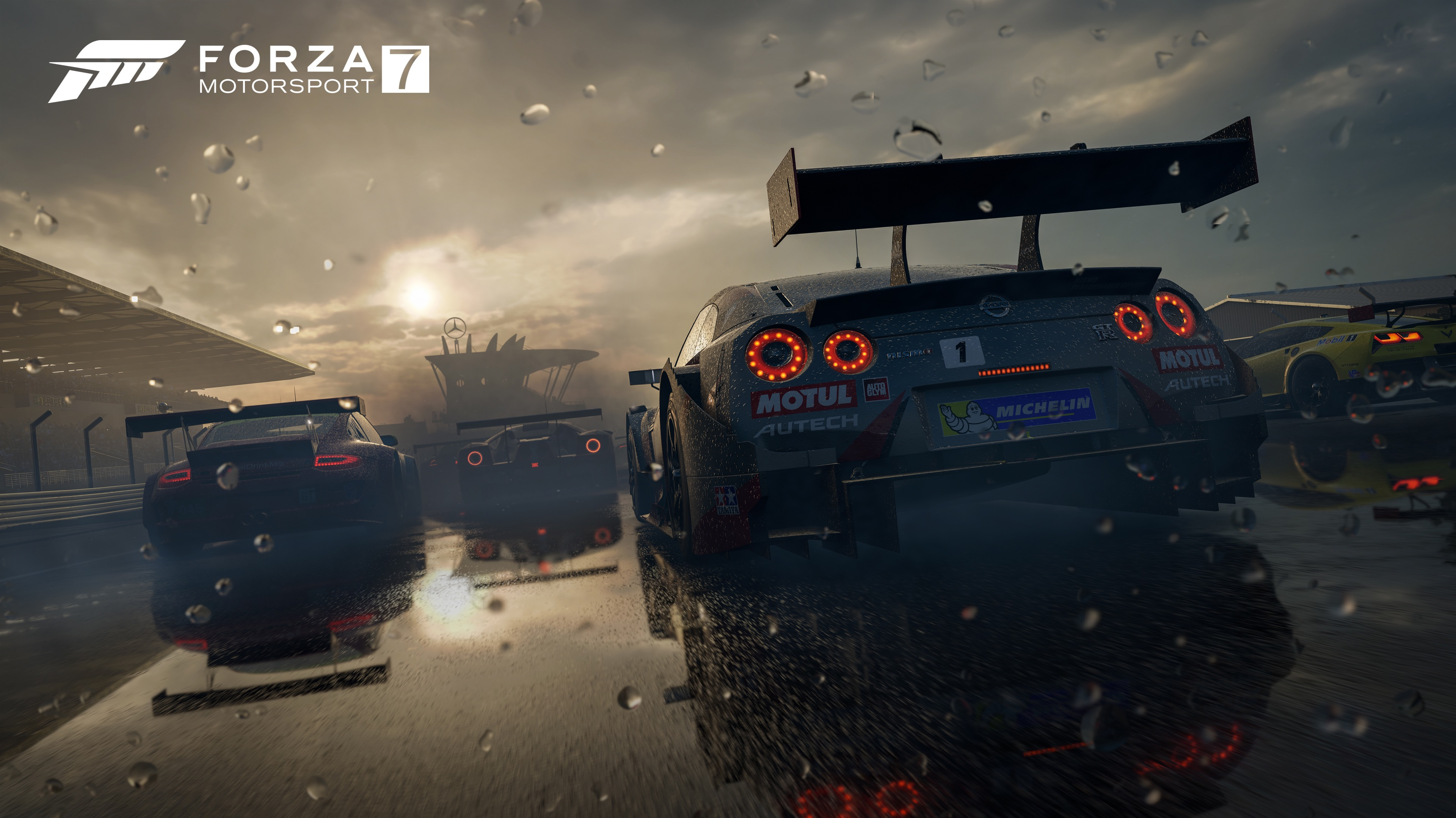 Forza Motorsport 7 loot boxes