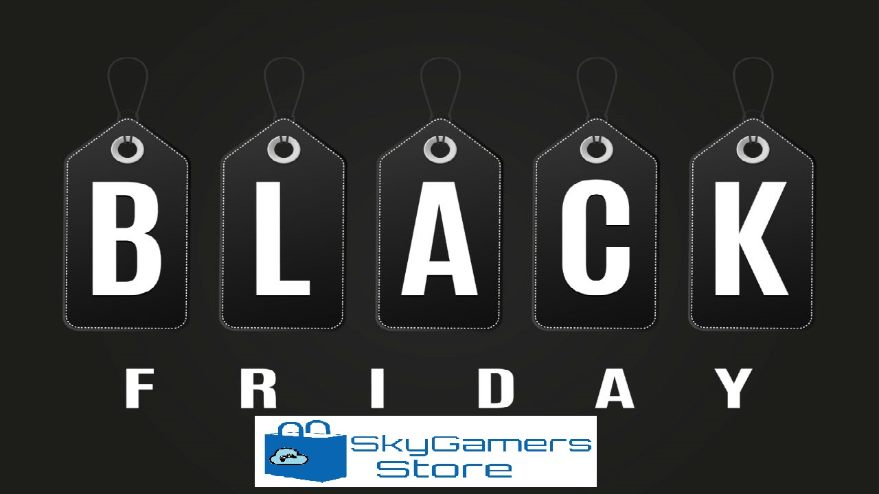 SkyGamers Store Black Friday deals