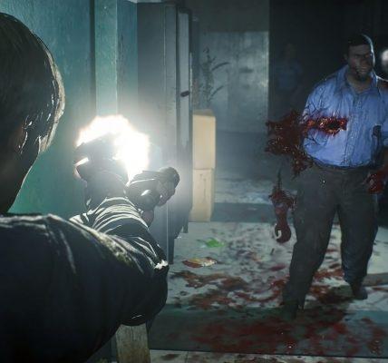 Resident Evil 2 Remake Demo