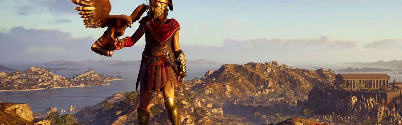 Assassin Creed Odyssey Update ready for download