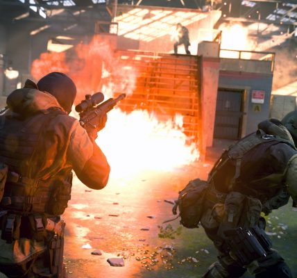 Modern Warfare Open Beta