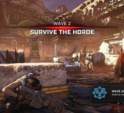 Gears 5 Horde