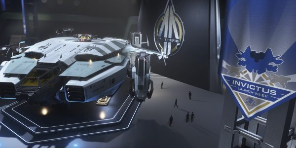 Star Citizen Free-to-Play week