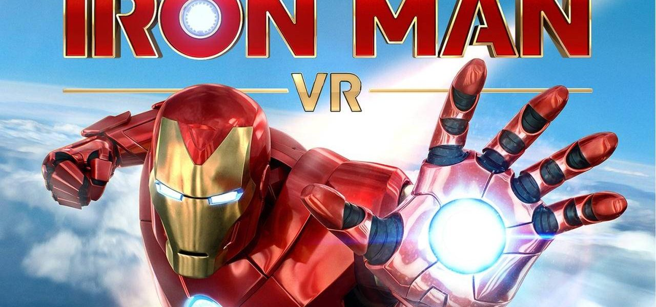 Iron Man VR Preview